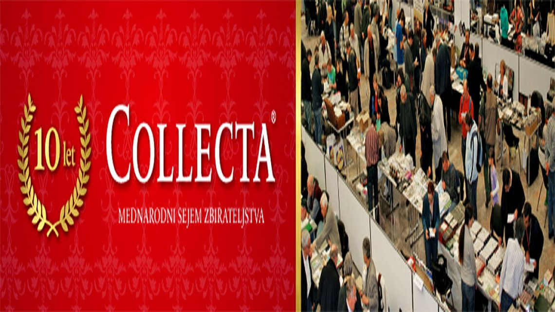 Jubilarna 10. Collecta 24. -  26. 03. 2016.